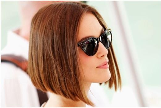 largo recto este pelo tiene una gran virtud y es que puedes tener una melena larga y recta que al ser lisa refleja mucho mejor la luz que las crespas