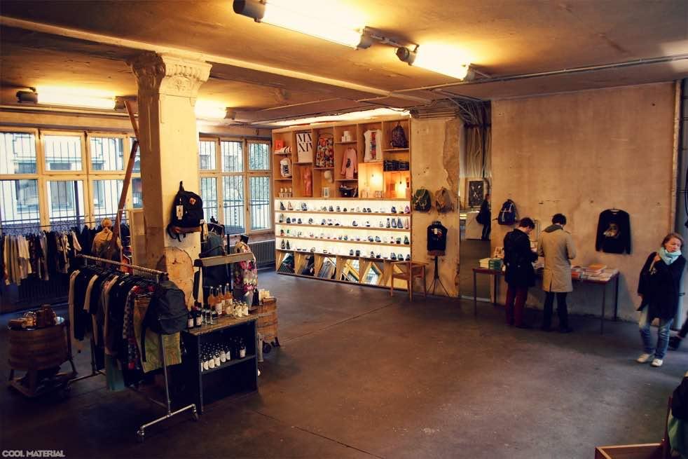 Bucketlist: los imperdibles de moda en berlín