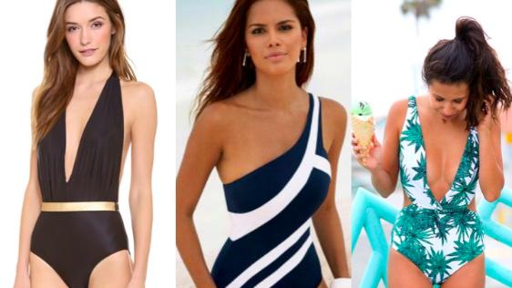 Guarda el bikini regresa el traje de ba o entero for Traje de bano entero