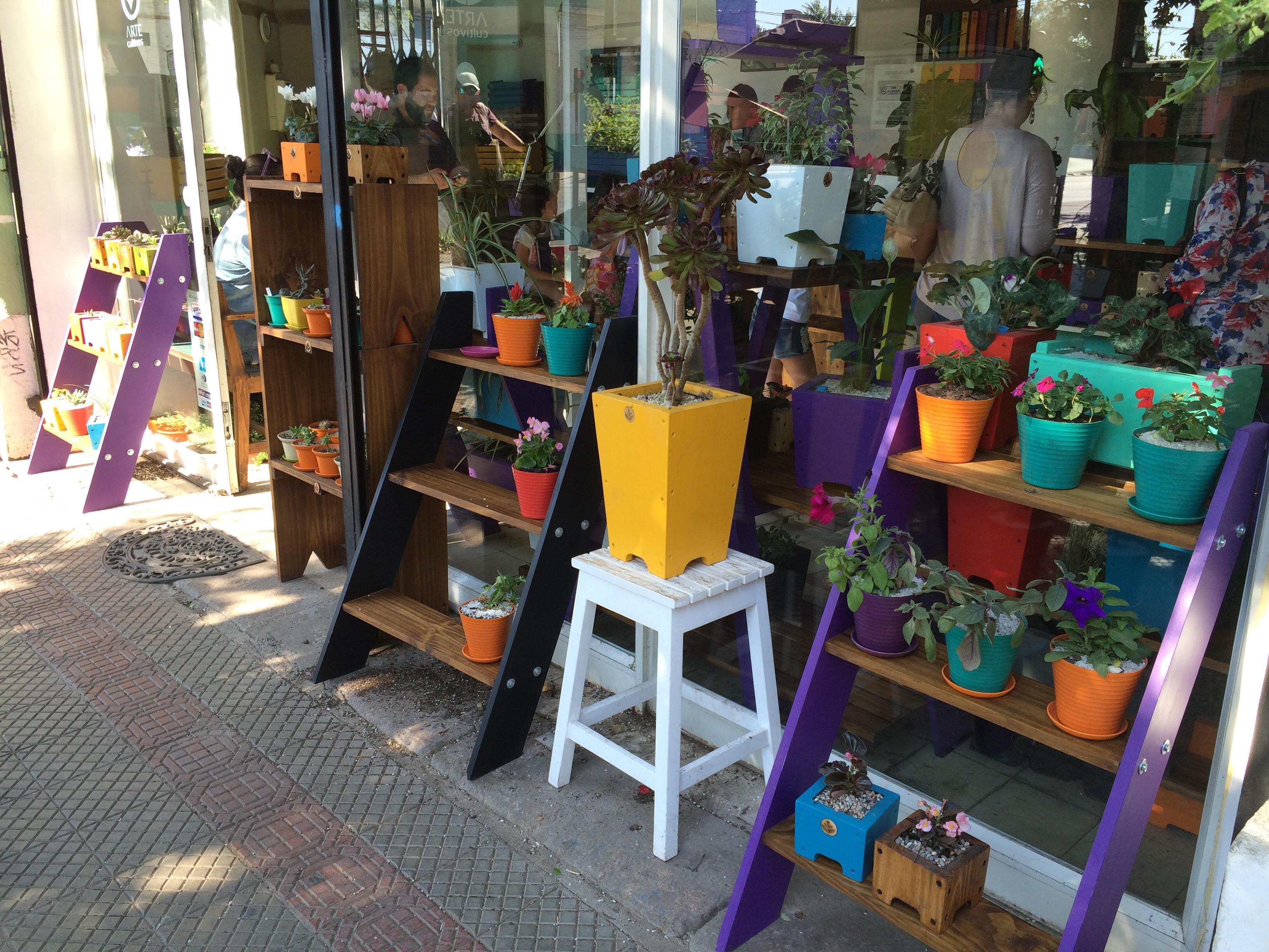 Te Carga El Mall Conoce La Ruta Navide A Del Barrio Italia # Muebles Bazar Santa Sofia